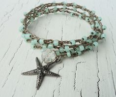 Starfish earrings silver starfish jewelry Jewelry 3