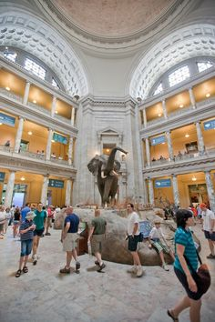 Smithsonian Museum of Natural History, Washington, D.C ...