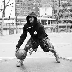 Basketball - Streetwear Brand #PlayHard