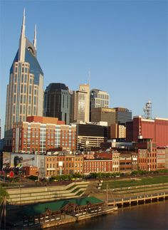 Hoping to spend a night in Nashville, TN on our way back. Hopefully I can check out Bluebird Cafe. Ever since my obsession with the move 'The Thing Called Love' I've wanted to go there!