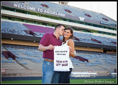 Aggie weddings love!