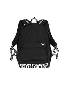 🆕 Victoria Secret Black Campus Backpack 2016 😎☀️ Brand new with tags PINK Victoria's Secret Bags Backpacks Victoria Secret Rucksack, Mochila Victoria Secret, Victoria Secret Rosa, Victoria Secrets, Rucksack Bag, Backpack Bags, Fashion Backpack, Backpack 2017, Messenger Bags