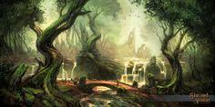 Concept Art – Shroud of the Avatar: Forsaken Virtues