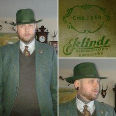 #vintagestyle #menswear #tie #vintagetie #chesterhat #hat #fedora #vintagemenswear