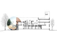 Urban Housing : Glasgow Green by David Fleck, via Behance