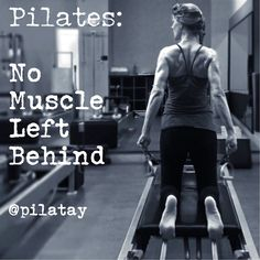 My shirt sleeves fit tightly over my biceps now. 1-year Pilates + weight training.