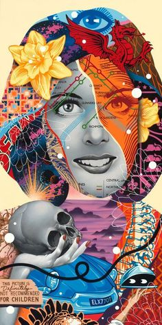 """Tristan Eaton Honors His Creative Influences in """"Legacy""""   Hi-Fructose Magazine"""