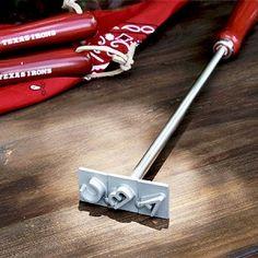 HeatBacker Branding Iron (1-3 Letters)