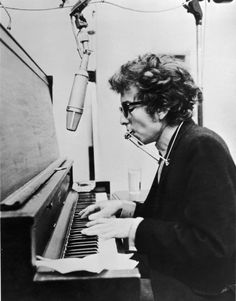Bob Dylan. Times they are a changing!