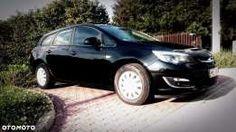 Opel Astra Lift, Salon PL. 1 WŁ. Serwis ASO. VAT 23%, klima, parktronic