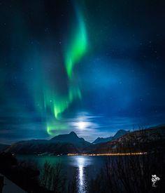 Como fotografar a Aurora Boreal : Dicas de Fotografia