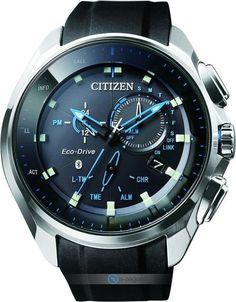 e9dec8d7014 Zegarek Citizen Bluetooth BZ1020-14E Citizen Bluetooth Zegarki - Citizen -  Męskie - Na pasku