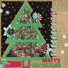 Merry Christmas | 2015 - credits: Christmas - Templates by Christaly Designs and Christmas Countdown : Collection by Amanda Yi, Studio Basic Designs & Two Tiny Turtles