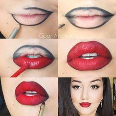 Lip Tutorial @goar_vaik_ofk #regrann - #anastasiabrows #anastasiabeverlyhills#eyebrowtutorial #nyxcosmeticscanada#dipbrow #undiscovered_muas #tarte#nyxcosmetics #anastasiabrows #glam#dressyourface #powerofmakeup#makeupoftheday #eyebrows#makeupbyme #vegas_nay #dipbrow#makeupclips #abhbrows#hairmakeupdiary #eyebrowshaping#fiercesociety #abhjunkies #makeupfeed #beforeandafter#makeupaddictioncosmetics #jannah_maria_makeup #fashionistas #fashionista #glam