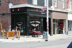 Dark Horse Espresso Bar, Toronto