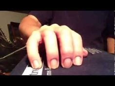 Guitar Finger Stretching 2 - The Third Finger Syndrome By Gene Petty - YouTube