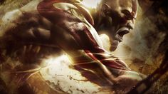 God Of War Ascension HD Wallpapers Backgrounds Wallpaper