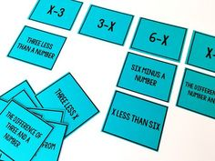 Math Curriculum Activities for Middle School - great way to keep students engaged with the content.   http://maneuveringthemiddle.com