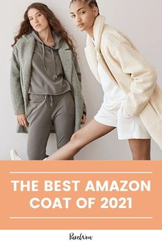 We've discovered the must-have Amazon jacket of 2021 and we're spilling the details. #AmazonCoat #coat #jacket Best Amazon, Go Shopping, Color Trends, Fashion Mark, What To Wear, Autumn Fashion, That Look, Cute Outfits, Leather Jacket
