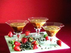 Get Chocolate Zabaglione Recipe from Food Network
