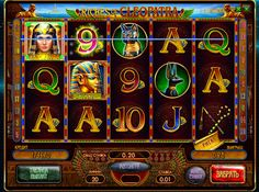 Spill online spilleautomat Riches of Cleopatra for penger. Det egyptiske dronningen Kleopatra og hennes rikdom er viet til temaet i dette sporet. Spillere venter ikke bare fin grafikk, men også god betaling. Riches ofCleopatra online spilleautomat er tilgjengelig gratis. Men mye mer interessant og lønnsomt å spille det for ekte penger, noe som gjør de fle