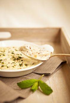 """Receta 542: Filetes de caballa con salsa de mostaza » 1080 Fotos de cocina  - proyecto basado en el libro """"1080 recetas de cocina"""", de Simone Ortega. http://www.alianzaeditorial.es/minisites/1080/index.html"""