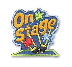 Over Stock Fun Patches with age appropriate themes at lower prices and home iron approved. Cool Patches, Talent Show, Girl Scouts, Iron, 40 Years, Girl Guides, Steel