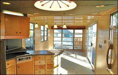 1959 Spartan Carousel Interior