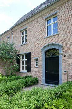 Entrance, belgian design