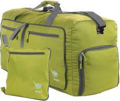 "Lightweight Travel Bag Luggage Gym Sport Camping Foldable Handle Strap 22""-27"" #LightweightTravelBag #ShoulderBag"