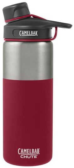 CamelBak Chute 20oz Vacuum-Insulated Stainless Water Bottle >>> Learn more by visiting the image link. #Hydrationand Water Filtration