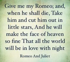 Romeo And Juliet Quotes Classy Romeo And Juliet Quotes   Proof That Shakespeare Had A Point To
