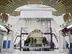 NASA - Orion Spacecraft
