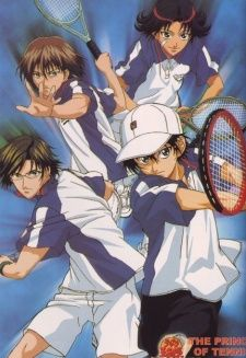 Prince of Tennis the reason I joined the tennis team my sophomore and junior year
