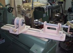Threading Jig - Make screw on lids for cylindrical boxes
