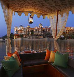 LeelaPalace di #Udaipur, #India. Magnifico #Rajasthan,
