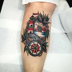 good luck tattoo | Done by Kirk Jones @kirk_jones #goodlucktattoo
