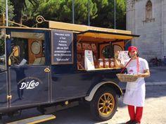 notizie lucane, basilicata news: Ceraunabuonavolta tour del biscottificio Di Leo