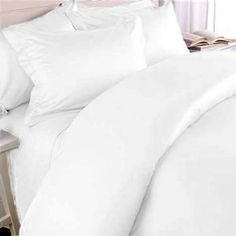 California King Size White Goose Down Comforter 300 thread count 600 fill power By sheetsnthings by sheetsnthings. $139.99. 40 oz goose down filling, Hypo-allergenic, Allergy Free. Sleep in luxurious comfort with this Goose Down comforter California king size 106X90 inches. Features 100% Egyptian cotton, 300 thread-count cover Sateen Striped. Features an extremely soft touch and outstanding durability. 600 Fill Power with Box stitch construction keeps fill evenly distributed....