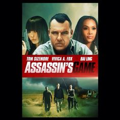 """~Who's featured on the action movie poster of Assassin's game With Tom Sizemore, Vivica A. Fox @msvfox and Bai Ling? Out May 26 2015!! ~Qui est sur le poster du film d'action anciennement intitulé """"Terms and Conditions"""" devenu """"Assassin's game"""" avec Tom Sizemore (Il faut sauver le soldat Ryan), Vivica A. Fox (Kill Bill, 2012...). #Sortie prévue le 26 mai aux USA!! #movie #action"""