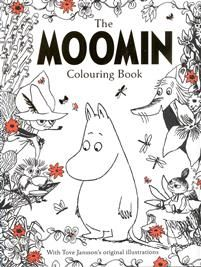 This stylish and unique Moomin Colouring Book features original artwork from the coveted archive of Tove Jansson, creator of the Moomins; one of the most cherished children's book series ever written.  Beautifully conceived and designed, this contemporary colouring book features striking patterns and scenes as well as all your favourite Moomin characters and their most memorable quotes. The perfect gift for Moomin fans of all ages.