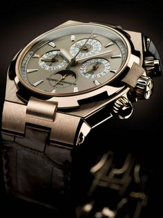Vacheron Constantin #Mens watch #Watch