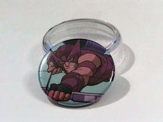 """Comic Book 1.5"""" Button// Hawkeye (Clint Barton), $1.00"""