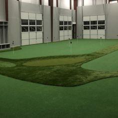 Bulk Putting Turf - Pro Putt Systems Putting Green Turf, Indoor Putting Green, Pga Tour Players, Golf Mats, Golf Fashion, Fashion Shorts, Golf Room, Wake Forest University
