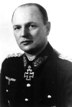 ✠ Horst von Mellenthin (31 July 1898 – 8 January 1977)