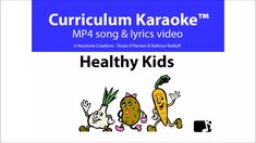Students read, sing & learn along as the curriculum-aligned song & lyrics video plays, and lyrics and images display on your classroom whiteboard and/or other technological devices!TIP: Sing ch Singing Lessons, Singing Tips, Healthy Kids, Healthy Living, Library Activities, Positive Behavior, Student Reading, Teaching Music, Song Lyrics