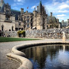 The Biltmore Estate, Asheville, NC  Photo by richandsweet