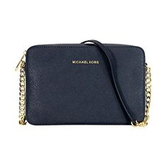 Now available in our Dollar Bender online store. Michael Kors Wome...     http://www.dollarbender.com/products/michael-kors-womens-jet-set-crossbody-leather-bag-blue-large?utm_campaign=social_autopilot&utm_source=pin&utm_medium=pin  #fashion #jewelry #accessories #style #beauty