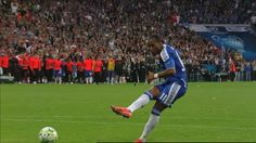 We take a look back at the best of Didier Drogba's goals in a Chelsea shirt