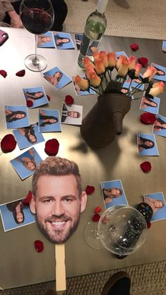 So excited the another season of the Bachelor has started! This past Bachelorette is showing you how to throw the perfect Bachelor viewing party!